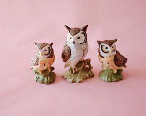 comeseemystuff arleen sorkin owl collection